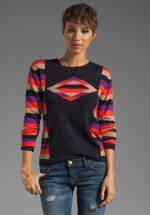 Carrie's sweater at Revolve at Revolve