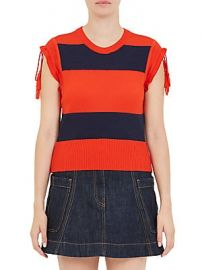Carven - Rugby Stripe Tee at Saks Off 5th
