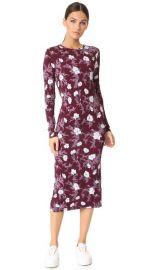 Carven Long Sleeve Dress at Shopbop