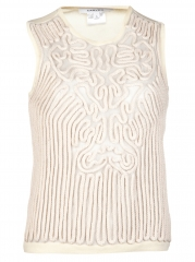 Carven Rope Tank at Farfetch