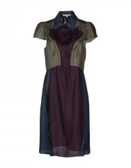 Carven Short Dress at Yoox