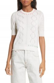 Carven Wool Sweater at Nordstrom