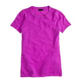 Cashmere Tee at J. Crew