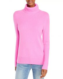 Cashmere Turtleneck Sweater at Bloomingdales