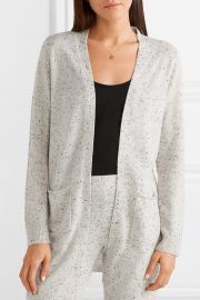 Cashmere cardigan at Net A Porter