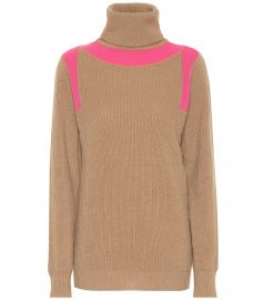 Cashmere turtleneck sweater at Mytheresa