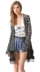 Caspia Cardigan by Free People at Shopbop