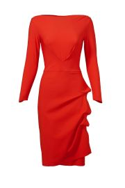Cassandre Dress by Chiara Boni La Petite Robe at Rent The Runway