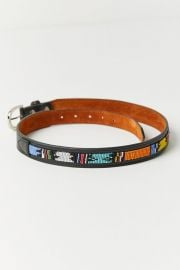 Cassidy Beaded Western Belt at Urban Outfitters