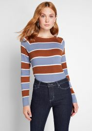 Casual Crush Ribbed Pullover Sweater at Modcloth