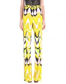 Casual Pants by Emilio Pucci at Yoox