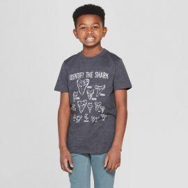 Cat & Jack Shark Teeth Short Sleeve Graphic T-Shirt at Target
