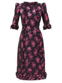 Cate Floral Midi Dress by The Vampires Wife at Matches