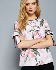 Cathe Top at Ted Baker