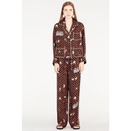 Catogram Print Pajamas by Louis Vuitton at Louis Vuitton
