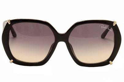 Cavalli Sunglasses RC 993S-D S Turais Sunglasses 01B Black Gold 59mm at Amazon