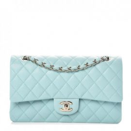Caviar Quilted Medium Double Flap Bag by Chanel at Fashionphile