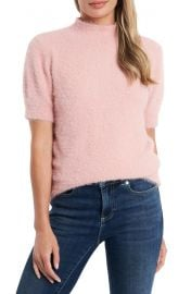 CeCe Eyelash Mock Neck Sweater   Nordstrom at Nordstrom