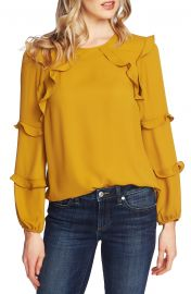 CeCe Tiered Ruffle Blouse   Nordstrom at Nordstrom