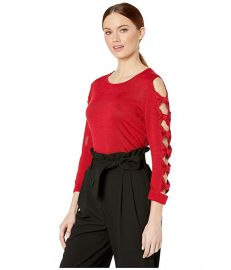 Cece bow sweater at Zappos