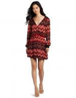 Ceces striped dress on New Girl at Amazon