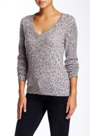 Cecile V-Neck Cashmere Sweater at Nordstrom Rack