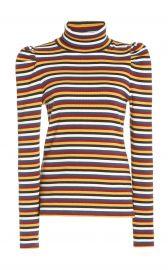 Cedar striped turtleneck by Veronica Beard at Moda Operandi