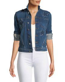 Celine Button-Down Denim Jacket at Bergdorf Goodman