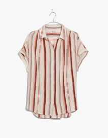 Central Shirt in Albee Stripe at Madewell
