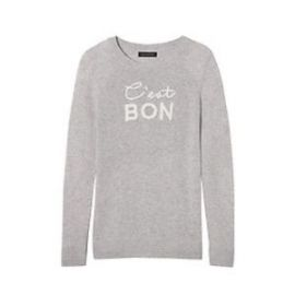 Cest Bon Sweater at Banana Republic