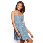 Chambray dress by SO at Kohls