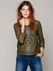 Changing Directions Top at Free People