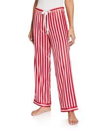 Chantal Striped Pajama Pants at Neiman Marcus