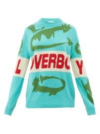 Charles Jeffrey Loverboy Little Sillies wool jumper at Matches