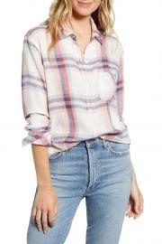 Charli Shirt at Rails