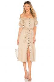 Charlize Canvas Dress at Revolve