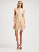 Charlottes dress at Saks at Saks Fifth Avenue