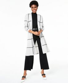 Charter Club 100  Cashmere Duster Cardigan  Created for Macy s   Reviews - Sweaters - Women - Macy s at Macys