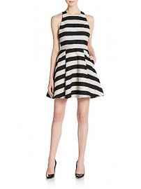 Chase striped dress by Alice and Olivia at Saks Off 5th