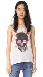 Chaser Dark Skull Tank at Shopbop