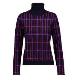 Check turtleneck Sweater by Carven at Carven