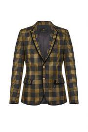 Checked Jacket  at Lords and Fools
