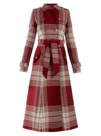 Checked Trench Coat by Gabriela Hearst at Matches