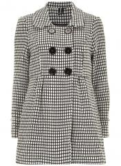Checked jacket at Dorothy Perkins