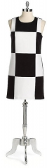 Checkerboard dress by Bailey 44 at Lord & Taylor