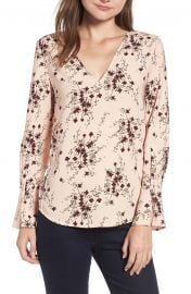 Chelsea28 Button Detail Top at Nordstrom