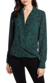 Chelsea28 Cross Front Blouse   Nordstrom at Nordstrom