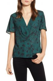 Chelsea28 Tuck Front Top   Nordstrom at Nordstrom