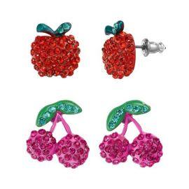 Cherry Earrings by mudd at Kohls