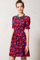 Cheshire dress at Anthropologie